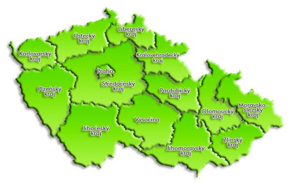Veterinární kliniky v ČR